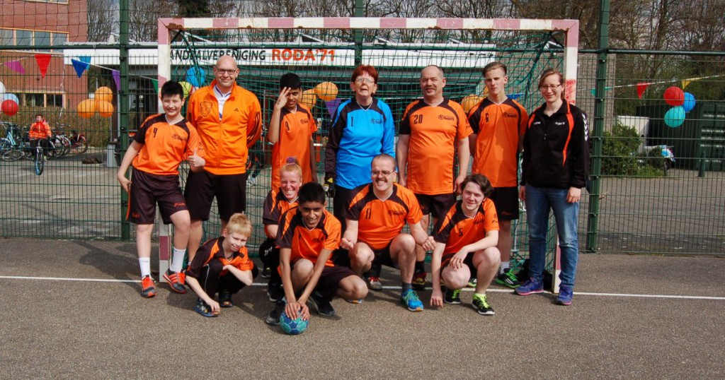 Special Team 2015-2016 voorjaar