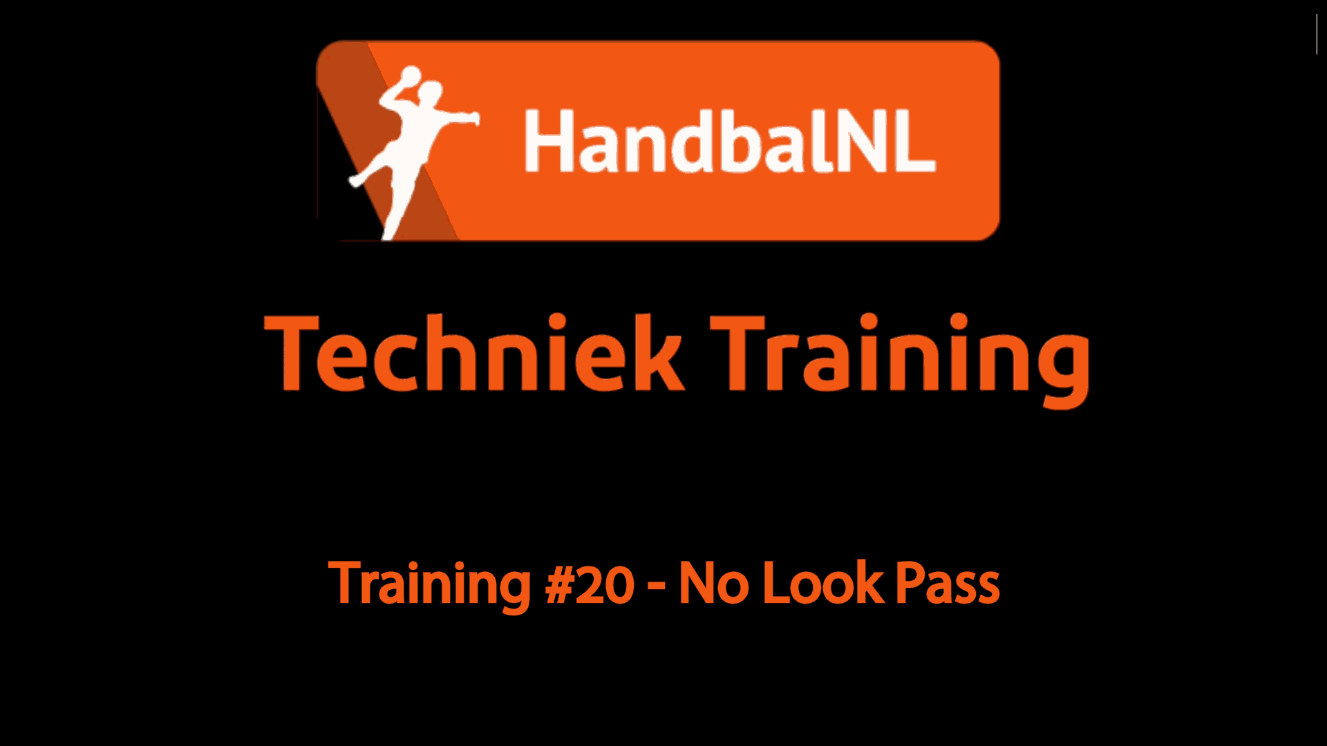 Training #20 – No Look Pass